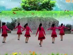 山东紫怡然广场舞 天籁之爱 团体版 原创附教学