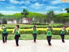 西安悠然广场舞 《离别草原》 蒙古舞 含背面动作分解教学