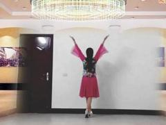 湖北应城李集广场舞 我的祖国梦