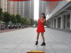 可爱妈妈广场舞 我的小女人