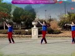 嫣然广场舞、梦中的额吉、编舞:応子