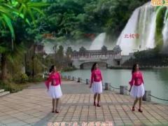 广西柳州彩虹姊妹花演示《快乐我和你》编舞:雨夜