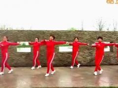 hehe+大众健身队 《超级舞林》 动感健身操 含背面动作分解教学