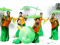 王梅亚虎娱乐,亚虎娱乐app,亚虎777娱乐老虎机 《油纸伞》 含背面动作分解教学