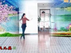 濮阳心语广场舞 《火火的情歌》 梅子编舞