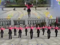 万年青广场舞《中国范儿》附口令教学