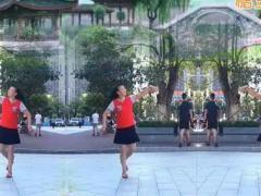 可爱妈妈广场舞《情为何物》个人版 杨丽萍编舞
