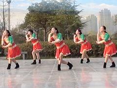 茉莉广场舞 《多情草原多情的你》 步子民族舞 含背面动作分解教学