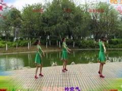 柳州彩虹二队演示 《希望今天遇见你》 编舞雨夜