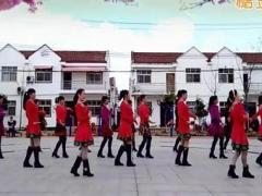 湖北天门香姿广场舞 《三笑》 杨丽萍编舞 团体版