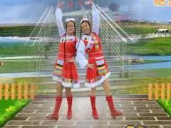太湖彬彬广场 《最美的歌儿唱给妈妈》 藏族舞 含背面动作分解教学