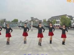 太湖一莲广场舞 《天籁之爱》 水兵舞 含背面动作分解教学