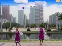 广西柳州彩虹姊妹花演示《久违的卓玛》 编舞 雨夜