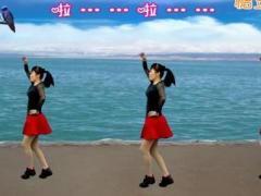 龙游红飞舞广场舞 《踏浪》 步子舞 含背面动作分解教学