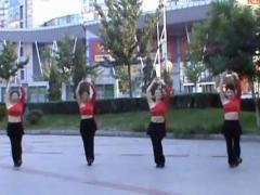 阿中中广场舞《美丽的她》教学