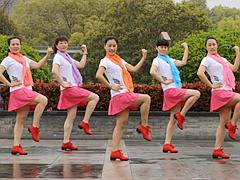 茉莉广场舞《不要让你的女人哭》DJ现代健身舞 含背面动作分解教学