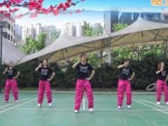 重庆叶子广场舞 神曲 步子舞 含背面动作分解教学
