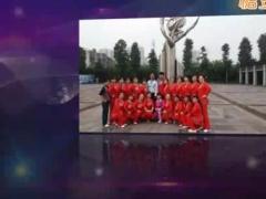 凤凰六哥参加第三届联谊会集体舞之二 潇洒人生