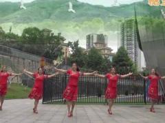重庆叶子广场舞 《我的大草原》 含背面动作分解教学