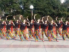 応子广场舞 《新达坂城的姑娘》 含背面动作分解教学