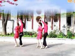 湖北天门香姿广场舞《最美天下》双人舞