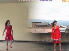 重庆叶子和重庆舞乐美合作 高原深处的爱 舞蹈视频