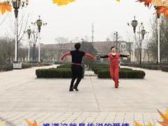 玉全亚虎娱乐,亚虎娱乐app,亚虎777娱乐老虎机 《不要停》 双人对跳 含背面动作分解教学