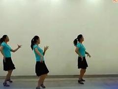 嫣然广场舞《向上攀爬》排舞