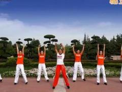 舞动旋律2007健身队 《女神我的爱》 含背面动作分解教学