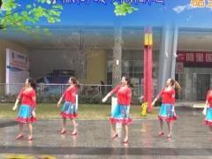 重庆叶子广场舞 《高原深处的爱》 含背面动作分解教学