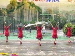 重庆叶子广场舞 《梦草原》 含背面动作分解教学