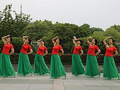 茉莉广场舞 《走江南》 古典形体舞 含背面动作分解教学