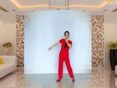 新风尚广场舞 《国色天香》 中国风韵 含背面动作分解教学