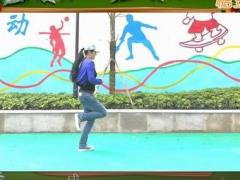 飞去来兮广场舞 《青春修炼手册》 含背面动作分解教学