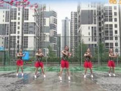 重庆叶子广场舞 《下辈子不做女人》 含背面动作分解教学