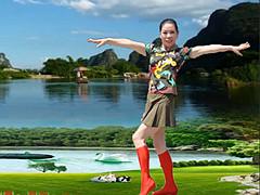 刘荣亚虎娱乐,亚虎娱乐app,亚虎777娱乐老虎机 《情歌赛过春江水》 水兵舞 含背面动作分解教学