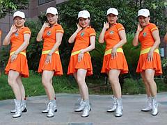 杨丽萍广场舞 《家乡的姑娘真漂亮》DJ 爵士舞健身操 含背面动作分解教学