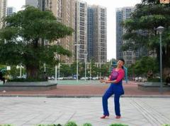 可爱妈妈广场舞 dj中国 青儿编舞