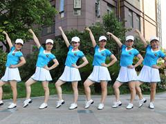 杨丽萍广场舞 《你不是我要的女人》 动感瘦身操 含背面动作分解教学