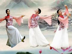 応子广场舞 《玉茗花开》 含背面动作分解教学