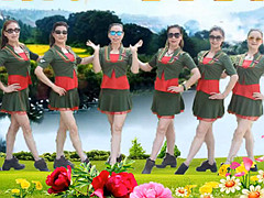 刘荣亚虎娱乐,亚虎娱乐app,亚虎777娱乐老虎机 《浏阳河》 单人水兵舞 含背面动作分解教学