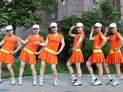 杨丽萍广场舞 《不要让你的女人哭》DJ 含背面动作分解教学