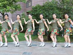 杨丽萍广场舞 《我不是公主》32步入门舞蹈 含背面动作分解教学