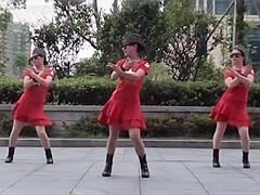 茉莉广场舞 《不要让你的女人哭》 简单水兵舞 含背面动作分解教学