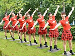 动动广场舞 《我的爱》 水兵舞 含背面动作分解教学