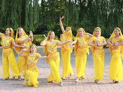 云裳广场舞 《美丽的神话》 含背面动作分解教学