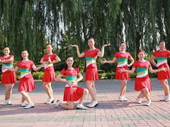 云裳广场舞 《咖哩咖哩》 俏皮嘻哈健身舞 含背面动作分解教学