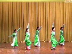 西安悠然亚虎娱乐,亚虎娱乐app,亚虎777娱乐老虎机 《美人》 藏族舞 含背面动作分解教学
