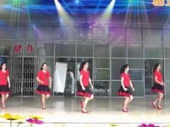 重庆叶子广场舞 恰恰舞 含背面动作分解教学