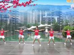 重庆叶子广场舞 《兄弟一起醉》 含背面动作分解教学